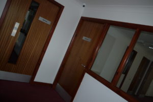 Before Entrance Hall