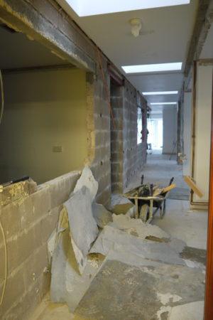 Mid Lab Corridor